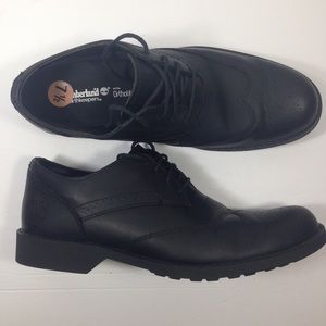 Timberland 5567A Leather Wingtip Oxford Shoes